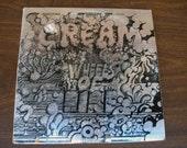 Cream - Wheels Of Fire (SD 2-700) 1968 - original Atco SD 2-700