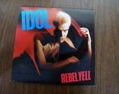 Billy Idol - Rebel Yell ( FV 41450) First Pressing