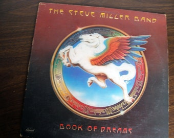 The Steve Miller Band - Book of Dreams (SO11630)