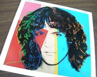 Billy Squier - Emotions in Motion (ST-12217) - Andy Warhol cover art collectible