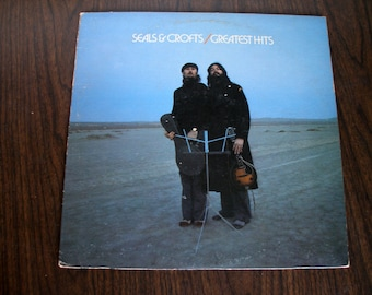 Seals & Crofts - Greatest Hits (BS 2886)
