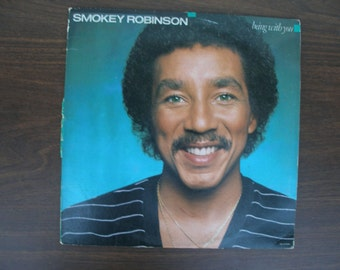 Smokey Robinson  - Being With You ( T8-375M1 )