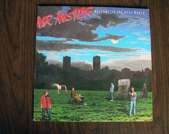 Mr. Mister - Welcome To The Real World (AFL1-7180)