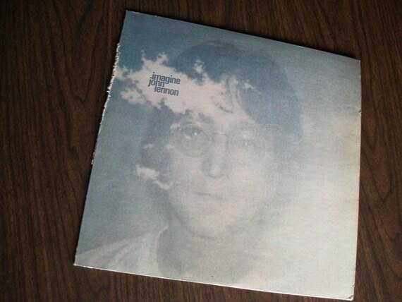 John Lennon - Imagine (SW 3379) w/Poster and Insert