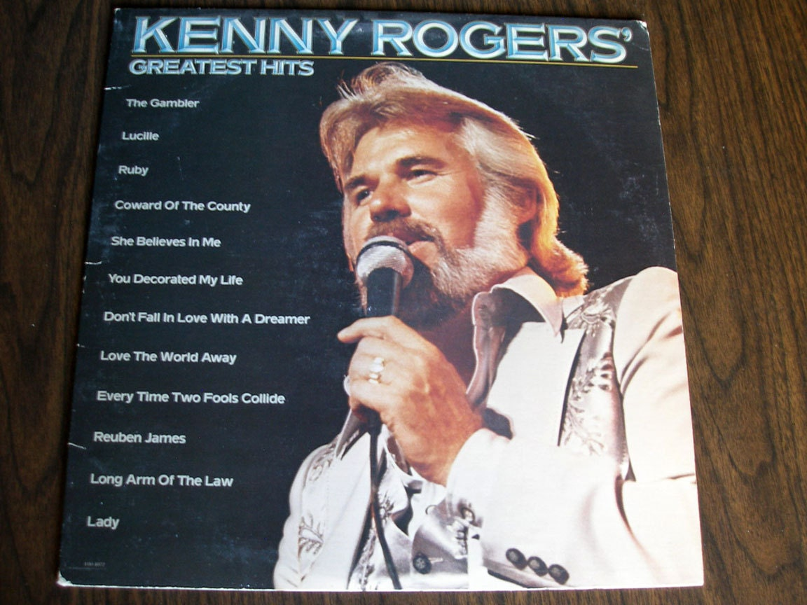 Kenny rogers hits / The luxor hotel deals