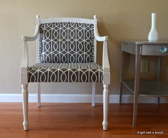 Mid-Century modern solid wood Chair