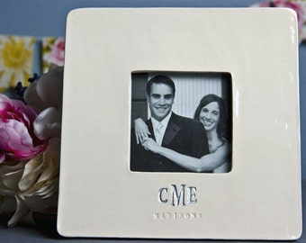 Personalized Frame - Engagement Gift, Wedding Gift, Anniversary Gift or Housewarming Gift  - Gift Boxed & Ready to Give