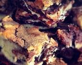 Cheesecake Brownie Swirls