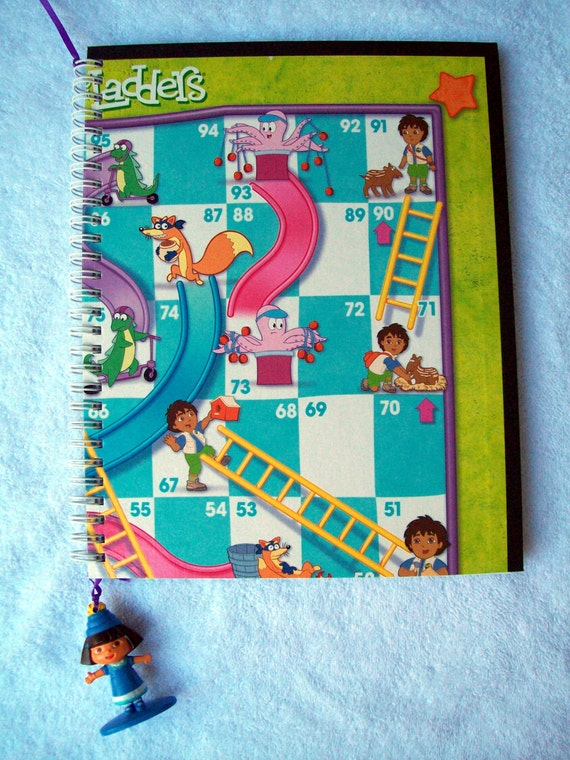 Items similar to Chutes and Ladders Dora the Explorer ...