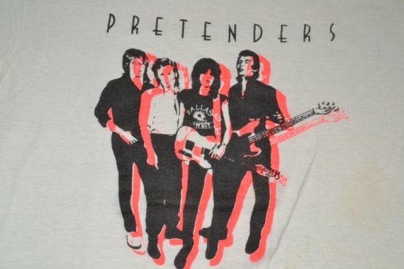 Pretenders Tshirt
