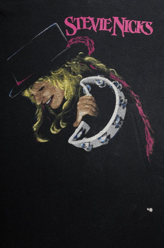 STEVIE NICKS Size XL Back to The Other Side of The Mirror