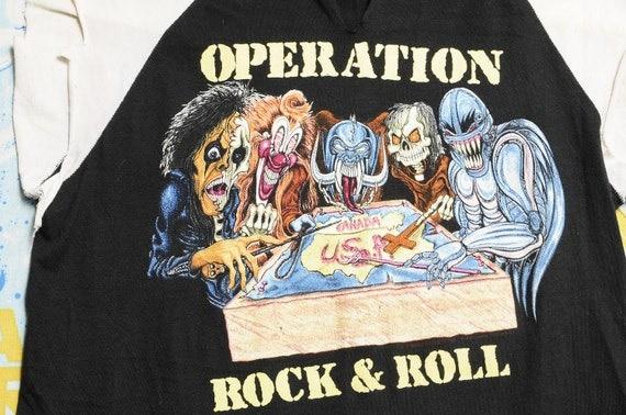 1991 OPERATION AMERICA Motorhead Alice Cooper Judas Priest