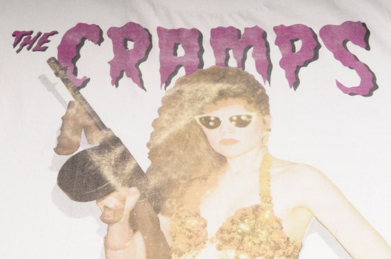 The Cramps Stay Sick European Tour 1990
