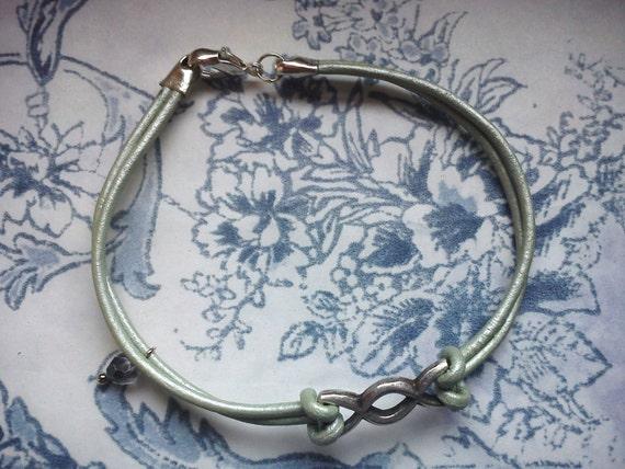 Kenzi Metallic Shell Bracelet - Inspired by Lost Girl Series