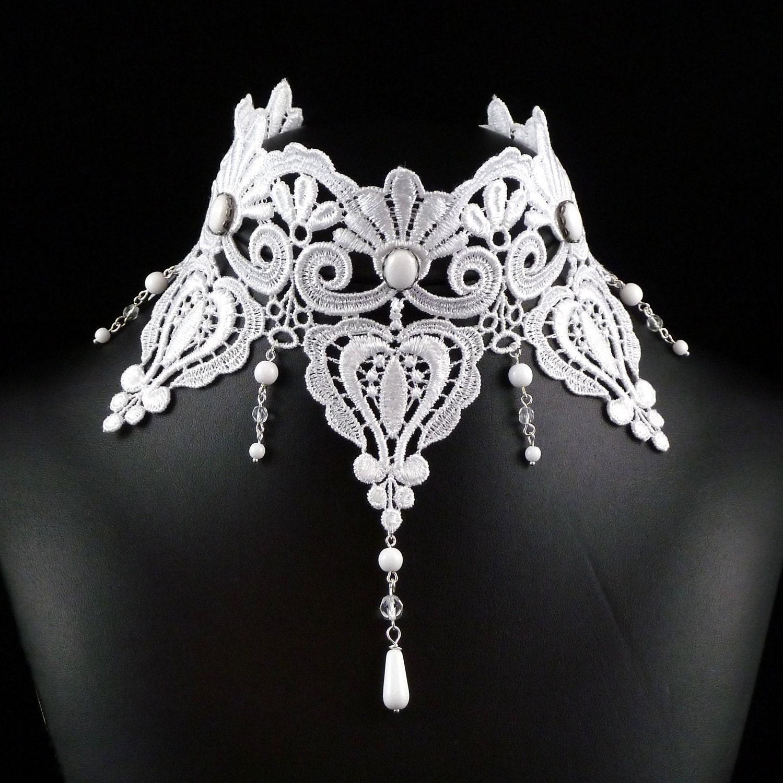 Costume Jewelry Diamond Necklace