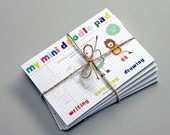 Mini Doodle Pads - Party Pack x5