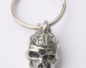 Phineas Gage 3-D keychain