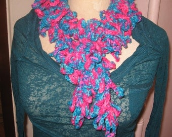 Loopy  Cotton Candy Scarf