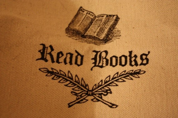 Read Books Patch