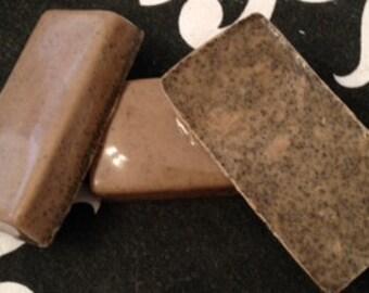 Exfoliating Espresso Soap