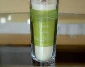 Soy Candle Shooter Sweet Grass