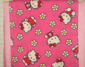 Burp cloth set of 3
