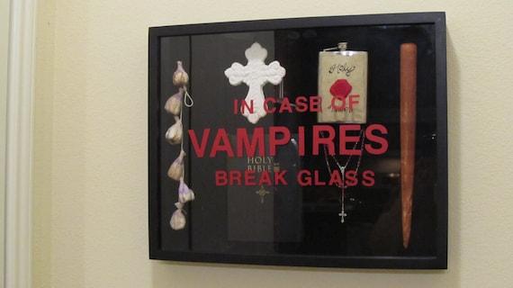 Emergency Vampire Slayer Survival/Defense Kit