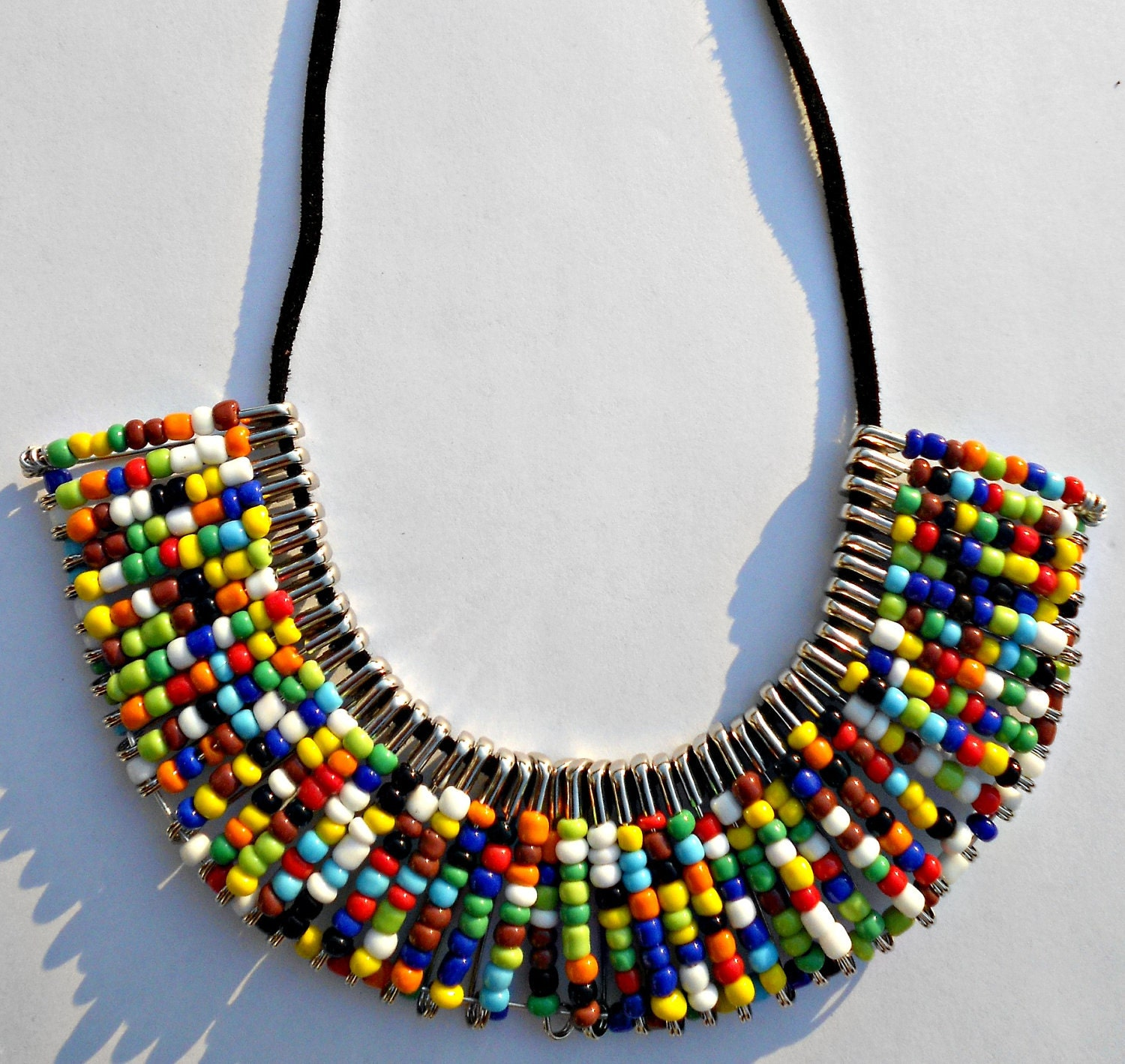 foto How to Wear Statement Necklaces