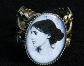 Virginia Woolf Ring