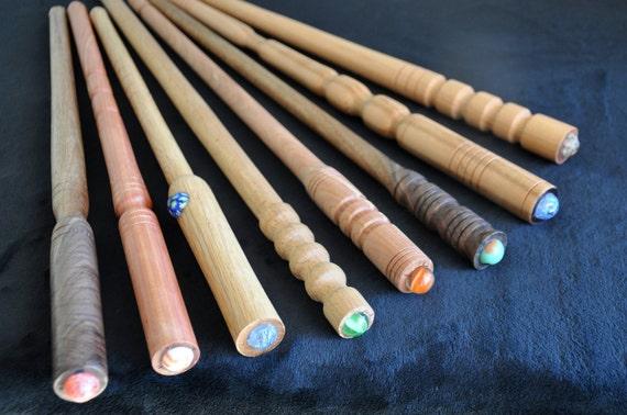 Handmade Cedar Wand