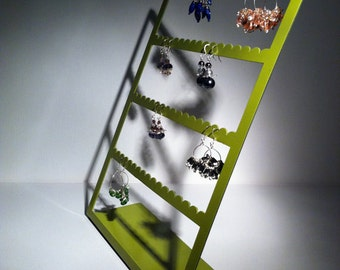 Save on Shipping! Buy MORE than 2: Earring Holder/Display/Stand/Rack - Made To Order - Flat Rate Shipping