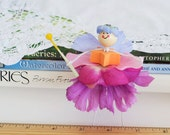 Flower petal fairy by FairyLynne at Etsy