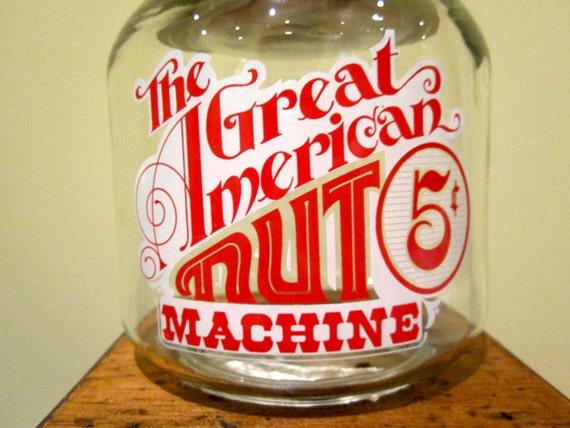 great american nut machine