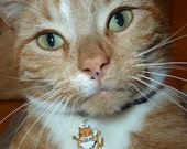 Custom Cat ID tags - Animal / Pet