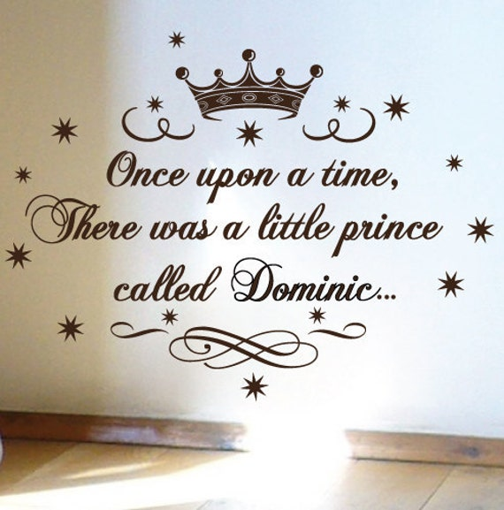 Sticktak stickers little prince nursery vinyl rhyme wall art - Sticker petit prince ...