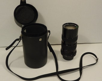 Tamron Auto Zoom Lens 1:3.8 f-70-150mm with Case Vintage 5611731