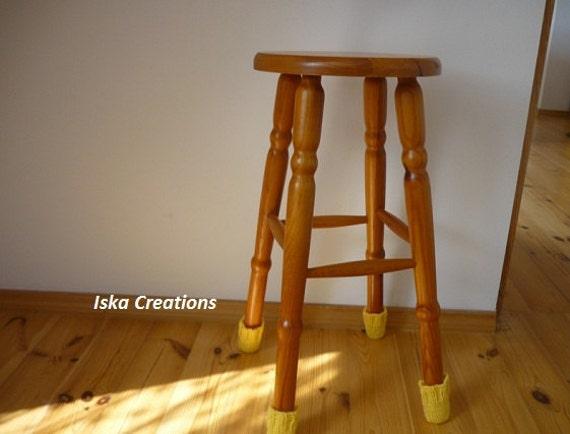 Items Similar To Chair Socks, Floor Protector, Chair Leg