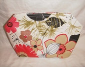 Upcycled Cosmetic/Makeup Bag
