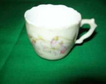 One (1), Porcelain Demitasse Cup