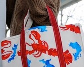 All American Lobster Tote