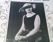 Lonesome for You - 1921 sheet music