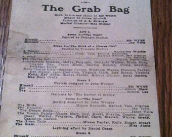 Ed Wynn - The Grab Bag
