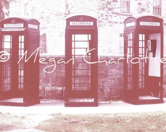 "Photography Print- ""Call Waiting"""