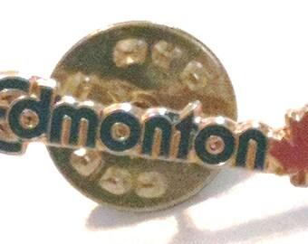 Edmonton Lapel Pin
