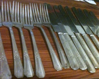 Simeon L. George & H. Rogers Co. Silverware Replacements