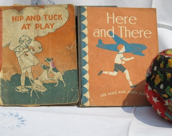 Here and there   by Mabel O'Donnell and Alice Carey