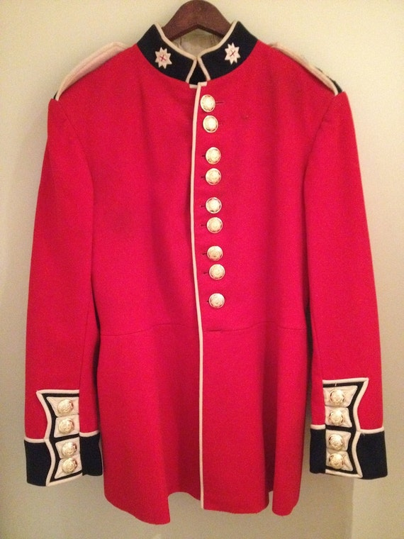 British Military Jacket Mod Coldstream Army by carnabystreetwest