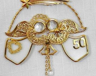 Match Made in Heaven (R) 50th Anniversary Ornament