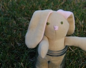 Upcycled Cashmere Bunny