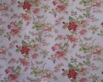 "Floral Fabric ""Laurel Canyon""  by Waverly"